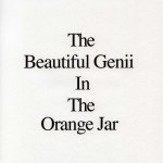 Clipboard Drawing: The Beautiful Genii In The Orange Jar