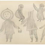 Lucy Quinnauyuak (1915-1982), Cape Dorset