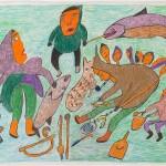 Ruth Tulurialik Annaqtusi (1934-), Baker Lake