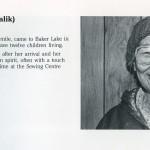 Francoise Oklaga (1924-1991), Baker Lake