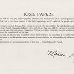 Josie Pamiutu Papialuk (1918-1996), Puvirnituq, Arctic Quebec