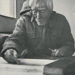 Luke Anguhadluq (1895-1982), Baker Lake