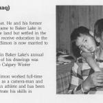 Simon Tookoome (1934-2010), Baker Lake